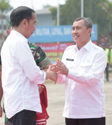 Gubernur Riau, Satu dari 20 Kepala Daerah yang Terpilih Ikuti RFP di Singapura