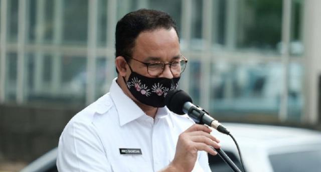 Hadiri Pernikahan Putri HRS, Anies Baswedan Dipanggil Polisi