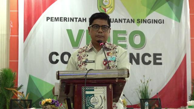 Tingkat Kesembuhan Pasien Covid-19 di Kuansing Capai 87,5 Persen