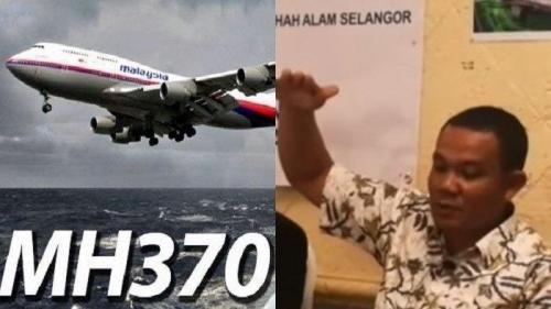 Bersumpah di Bawah Alquran, Nelayan Langkat Mengaku Lihat Malaysia Airlines MH370 Jatuh ke Laut, Begini Ceritanya