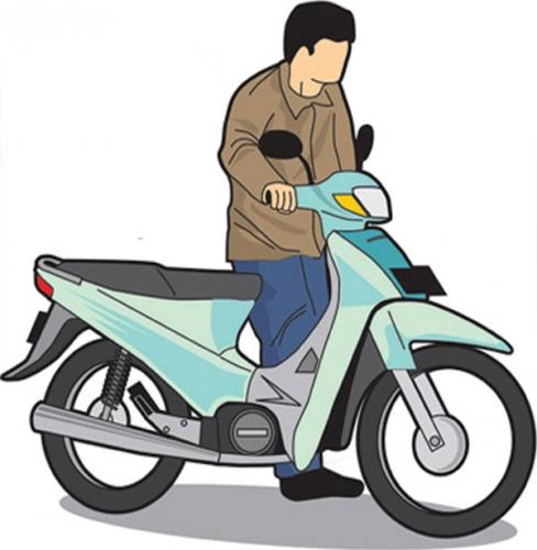 Pura-pura Pinjam Motor, Warga Sumut Malah Kabur Bawa Vario Teman