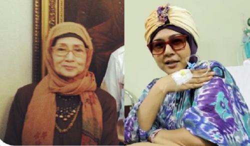 Artis Senior Ade Irawan Wafat, Berselang 11 Hari dengan Putrinya, Ria Irawan