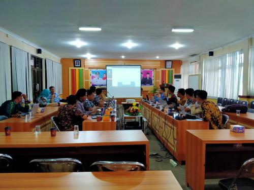 Peserta Workshop e-Planning Bappeda Bengkalis Antusias Input Usulan
