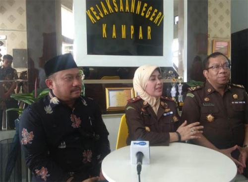 Dalam Waktu Dekat, Kejati Riau akan Sampaikan Program Pengawalan Kepada Para Kepala Desa di Kampar