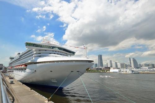 Sudah 355 Penumpang Terinfeksi Virus Corona, 78 WNI Tetap Bekerja dalam Kapal Diamond Princess