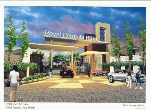 Investasi Rumah dan Kos-kosan Mewah Sesuai Isi Dompet, Tinggal Pilih Tipe Sendiri di Royal Permata Hijau