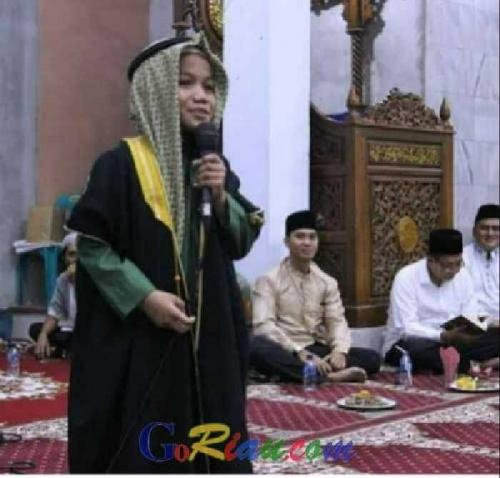 Syekh Abdul Rasyid Pastikan Mengisi Tablig Akbar di Ayam Penyet Pak Ulis Lhokseumawe Aceh