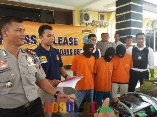 Polisi Pastikan Otak Pelaku Bom Paket yang Ditangkap di Riau Tidak Berkaitan dengan Jaringan Terorisme