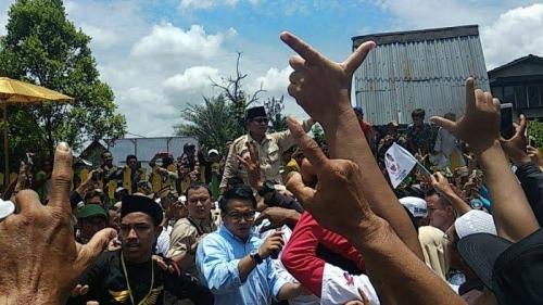 Pesawat yang Ditumpangi Terlambat Tiba di Jakarta, Prabowo Batal Hadiri Debat Cawapres