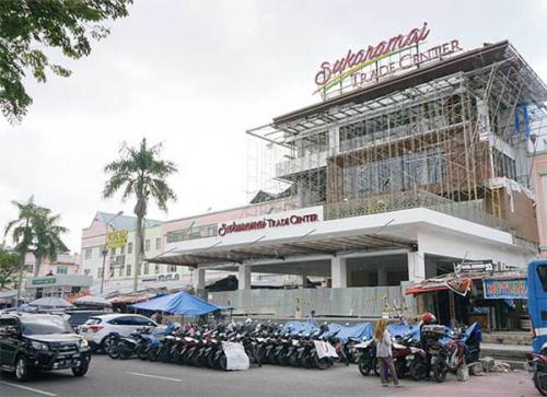 DPRD Pekanbaru Minta Relokasi Pedagang STC Dilakukan Secara Persuasif