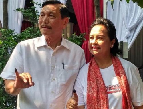 Luhut Panjaitan Tak Pernah Bayangkan Jika Prabowo Menang Pilpres