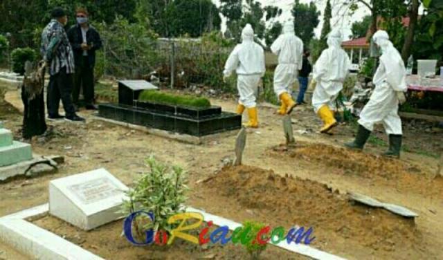 Pasien Covid-19 di Pelalawan Meninggal Lagi, Total 30 Kasus Kematian