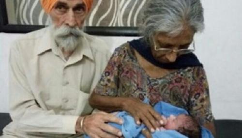 Nenek 72 Tahun Melahirkan Bayi Setelah 42 Menikah, Ini Penampakannya