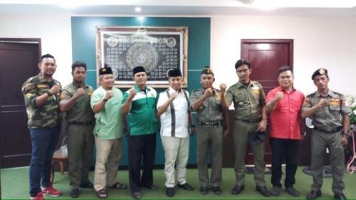 Ketua DPRD Inhil Ajak GP Ansor dan Banser Perangi Terorisme
