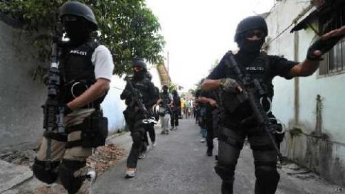 Densus 88 Anti-teror Geledah 5 Tempat di Dumai, Diduga Terkait Aksi Serangan di Polda Riau