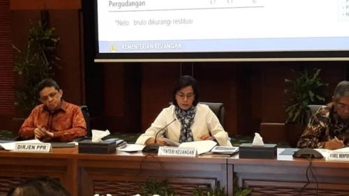 Ekonomi Indonesia Menurun, Menkeu: Kita Harus Tingkatkan Kewaspadaan