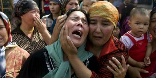 China Larang Muslim Uighur Puasa Ramadan