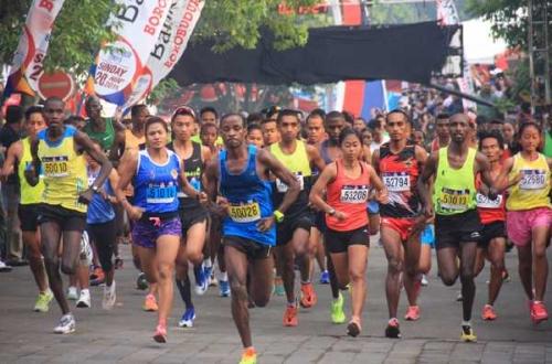 Bersempena Hari Jadi ke-235 Kota Pekanbaru, Ayo Meriahkan dengan Berlari Lintasi 3 Jembatan Siak