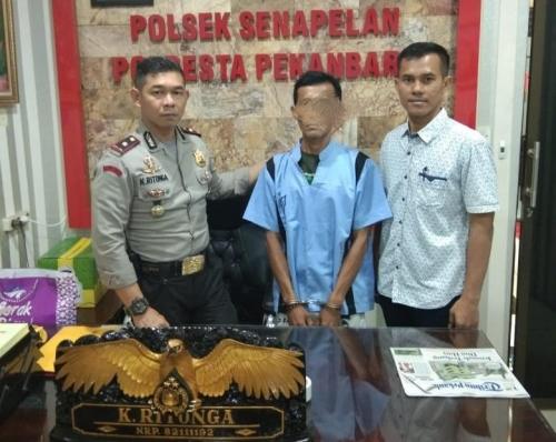 Buron Sepekan Setelah Bobol Rumah Warga, Ujang Miskin Akhirnya Ditangkap Polisi