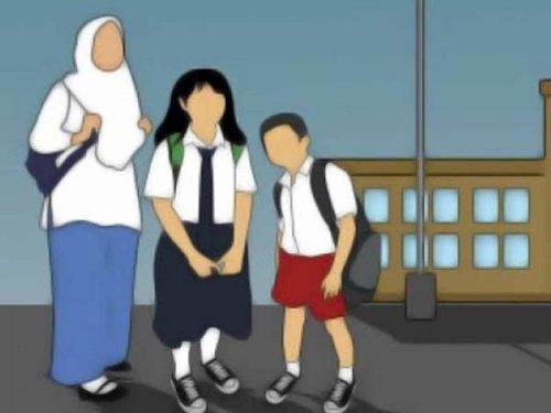 Rokan Hilir, Satu-satunya di Riau yang Diizinkan Laksanakan Sekolah Tatap Muka