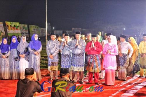 Wagubri Edi Natar Nasution Apresiasi Pembangunan Bidang Keagamaan Negeri Istana Siak