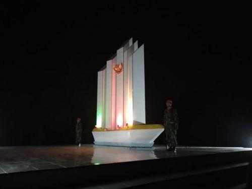Dandim 0320 Dumai Ingin Generasi Muda Mencontoh Sifat Pahlawan