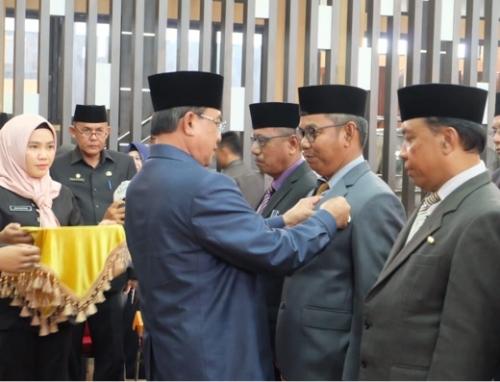 192 ASN Pemkab Inhil Dapat Anugerah Satyalancana Karya Satya