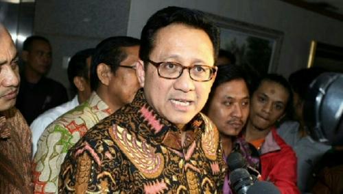 KPK Sita Uang Rp100 Juta dari Kamar Irman Gusman