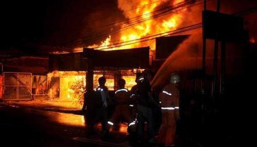 Kebakaran Pesantren yang Tewaskan 21 Santri Ternyata Disengaja, 7 Pelaku Ditangkap Polisi