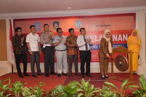 E-Samsat Kepri Resmi Diluncurkan Melalui e-Channel Bank Riau Kepri