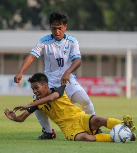 Sentuhan Orang Riau di Kualifikasi Piala Asia U-16