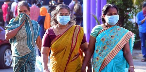 Dalam 11 Hari, 1 Juta Orang Terinfeksi Corona di India, Total 5,02 Juta