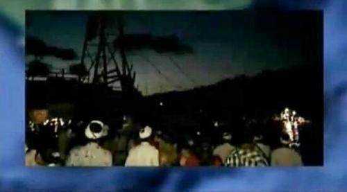 Jembatan Ambruk di Bali, Ratusan Warga Tercebur ke Laut, 8 Tewas, 30 Luka-luka