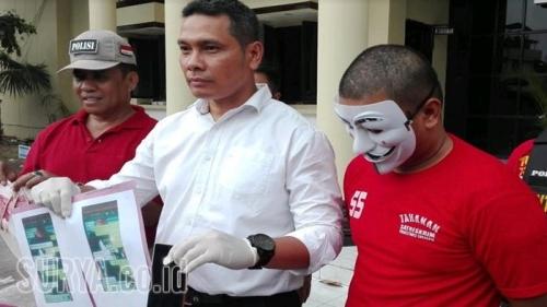 Pecatan Satpol PP Jual Istrinya Secara Online, Rp250 Ribu Sekali Pakai
