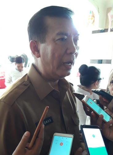 Walikota Pekanbaru Sebut Gedung Kejati Riau Berkontribusi dalam Kemajuan Pembangunan Kota Madani