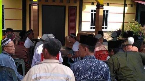 Imam Shalat Jumat Wafat Usai Sujud Rakaat Terakhir di Masjid Hidayah