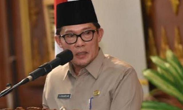 Walikota Dumai Ditahan 20 Hari untuk Kepentingan Penyidikan