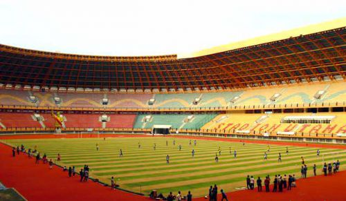 Pemprov Riau Kembali Ajukan Rp1.5 Miliar untuk Audit Teknis Stadion Utama Riau