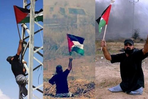Kehilangan Kaki dan Ginjal Akibat Operasi Militer Israel 2008, Pemuda Palestina Tetap Berjihad Hingga Kepalanya Ditembak Tentara Yahudi 2 Hari Lalu