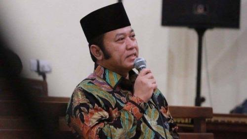 Bupati Nonaktif Lampung Selatan Didakwa Terima Fee Proyek Infrastruktur Rp100 Miliar