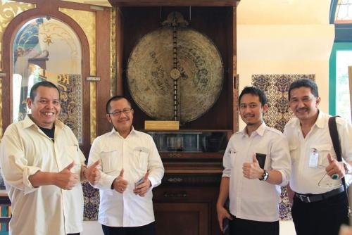 Pengunjung Istana Siak Selama 2018 Membludak, Dinas Pariwisata Sumbang PAD Rp1,25 Miliar