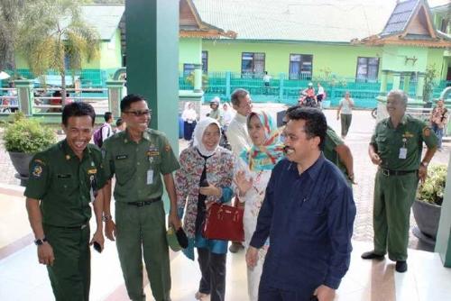 Masni Ernawati Apresiasi Program Masjid Paripurna Pemko Pekanbaru