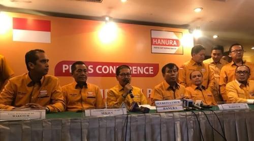 Daryatmo Terpilih Jadi Ketum Hanura dalam Munaslub