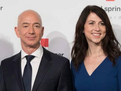 Cerai dengan Jeff Bezos, Wanita Ini Bakal Terima Rp967,5 Triliun