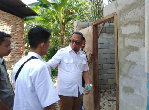 Yuyun Hidayat: Kabupaten Kampar Dapat 283 Rumah Layak Huni APBD Riau 2020