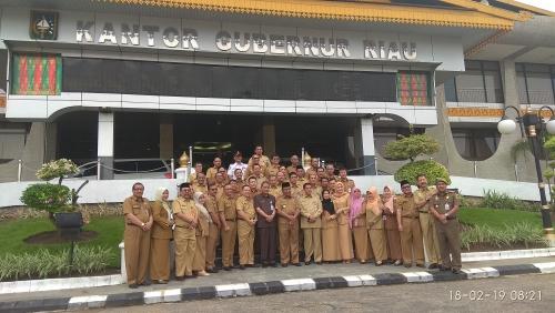 Pelantikan Syamsuar-Edy Natar Masih Menunggu Kepastian, Pemprov Riau: Mudah-mudahan Ada Kabar Siang Ini