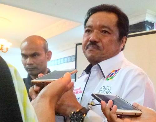Hasil Debat Capres Periode Kedua, TKD Riau Sebut Jokowi Menang Skor 5-0