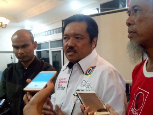 Elektabilitas Capres Dinilai Masih Imbang, TKD Riau: Kita Masih Perlu Kerja Keras