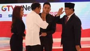 Jokowi Dinilai Serang Pribadi Prabowo, BPN Protes ke KPU