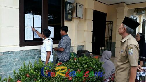 200 Peserta Lolos Seleksi Administrasi Jadi Pendamping Desa di Pelalawan